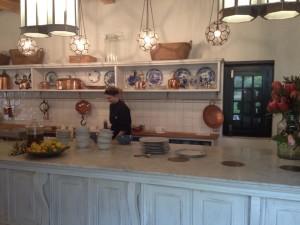 Boschendal Werf Cold Kitchen Whale Cottage