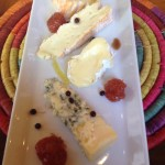 Ken Forrester 96 Winery Rd Cheese plate Whale Cottage