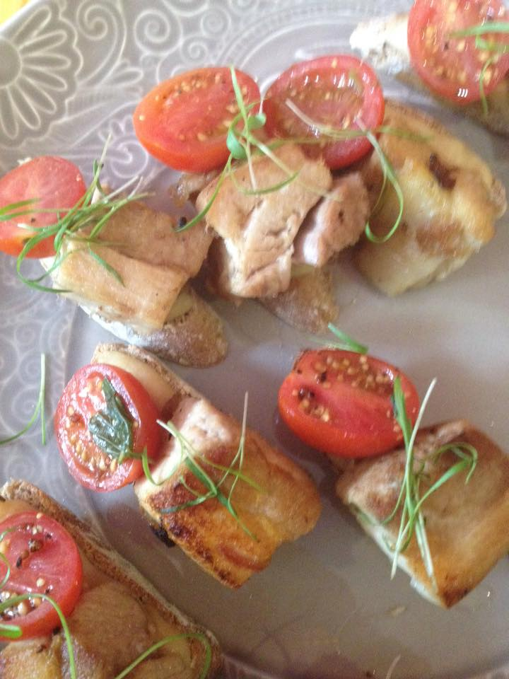 Loaves on long new artisan eatery opens in cape town for Canape platters cape town