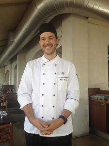 Mondiall Chef Riaan Burger Whale Cottage