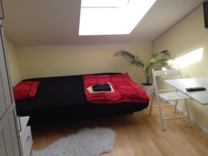 Munich Christian Krause bedroom