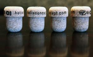 Helix cork