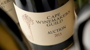 Cape Winemaker Guild bottle