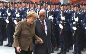Angela+Merkel++Jacob+Zuma+November+10+2015