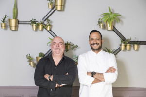Makaron Restaurant Consultant Chef Pete Goffe-Wood & Chef Lucas Carstens (HR) 2