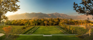 LeeuEView from Manor House Panoramic -