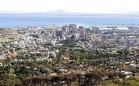Zu Gast Cape Town