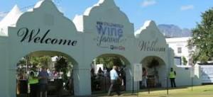 wine Festival Stellenbosch