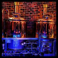 Tuk Tuk Beer vats