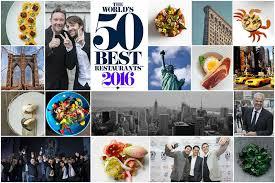 Worlds 50 Best 2016