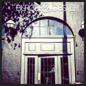 Burger & Lobster Cape Town Building