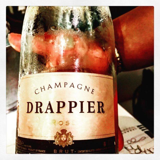 champagnedrappier champagnepairing rolandpeens Chef darrenbad dannyyboy870320 llewellynwho Summer berry icehellip